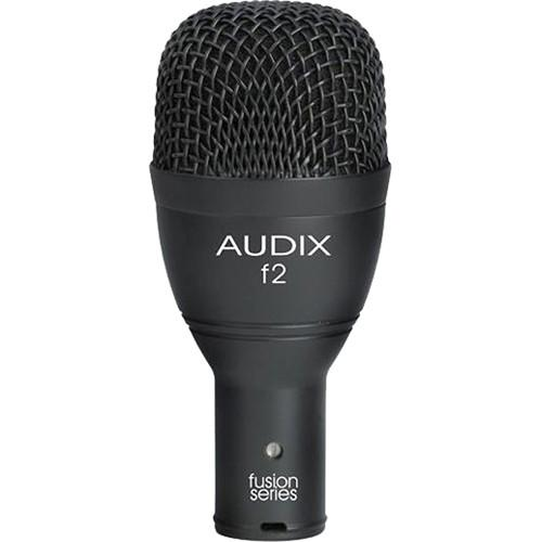 Audix f2 Dynamic Hypercardioid Instrument Microphone F2