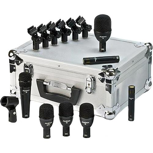 Audix FP7 - 7-Piece Fusion Drum Microphone Package FP7
