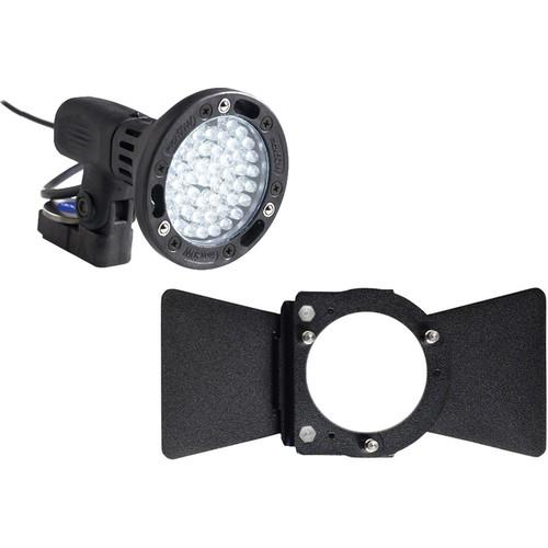 Bebob Engineering LUX-LED4 w/Canon BP Adapter BE-LULED4-BP2