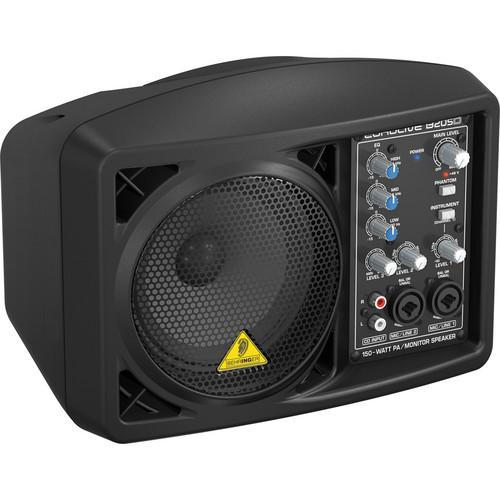 Behringer Eurolive B205D Active PA and Monitor Speaker B205D