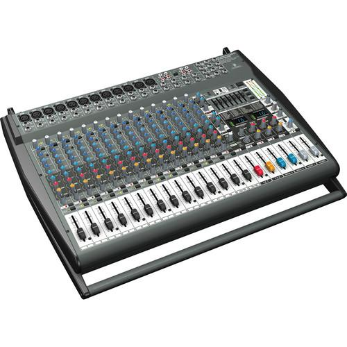Behringer PMP6000 20-Channel Powered Mixer PMP6000