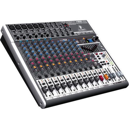 User manual Behringer XENYX X1832USB - 18-Input USB Audio