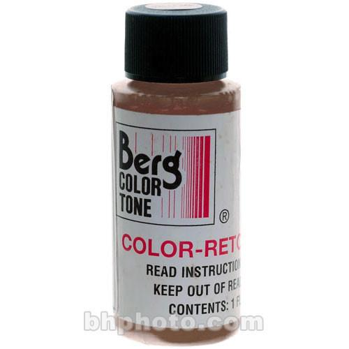 Berg Retouch Dye for Color Prints - Orange/Brown CRKOB