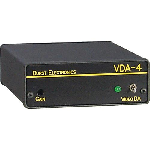 Burst Electronics VDA-4 Four Output Distribution Amplifier VDA-4