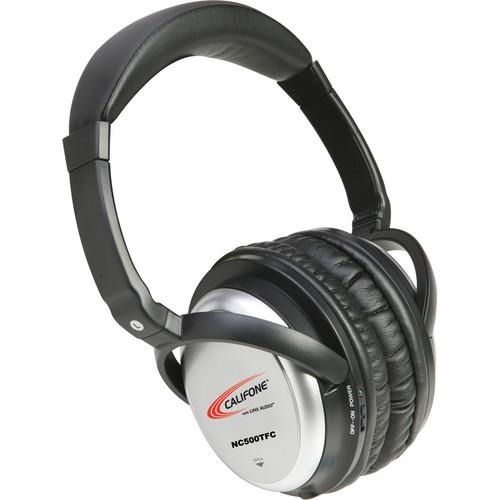 Califone NC500TFC Active Noise Canceling Headphones NC500TFC