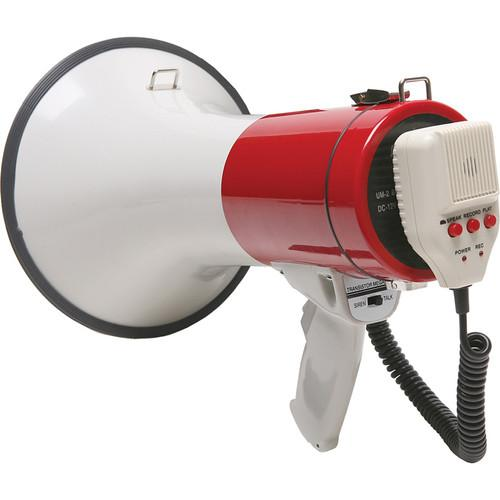 Califone PA25R 25W Handheld Megaphone with Detachable PA25R