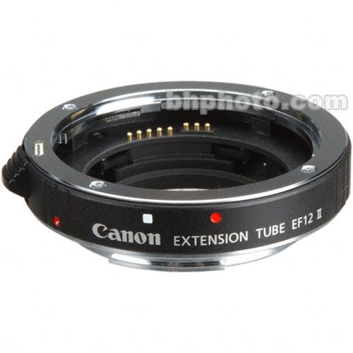 Canon  Extension Tube EF 12 II 9198A001