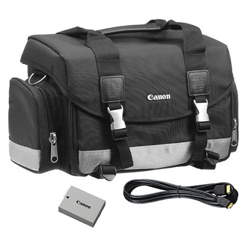 Canon Starter Kit for Canon T2i, T3i, T4i or T5i DSLR 9320A018