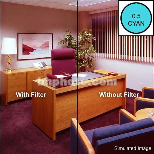 Cokin P700 Color Compensating CC05C (Cyan) Resin Filter CP700
