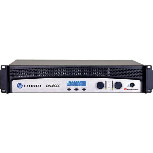 Crown Audio DSi-6000 2-Channel Solid-State Power DSI 6000