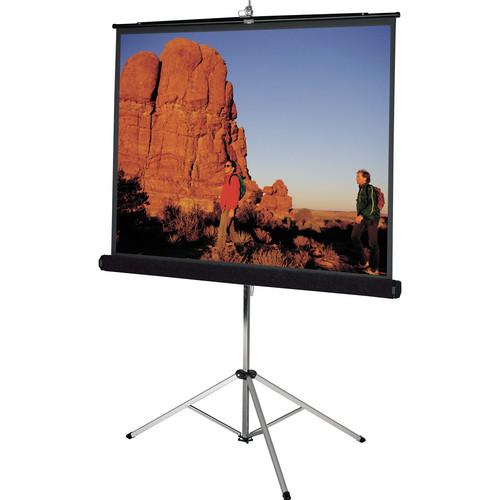 Da-Lite 93866 Picture King Tripod Front Projection Screen 93866
