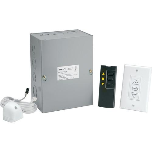 Da-Lite Infrared Wireless Remote - Dual Motor LVC 82436E