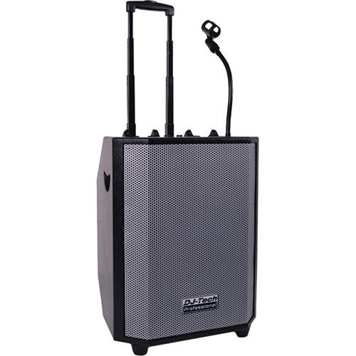DJ-Tech iBoost 101 Portable DJ PA System for iPods IBOOST 101