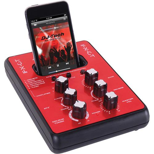 DJ-Tech iFX GT iPod Effects Mixer for Guitars IFX-GT