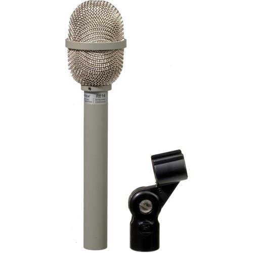 Electro-Voice RE16 Dynamic Supercardioid Handheld F.01U.118.095