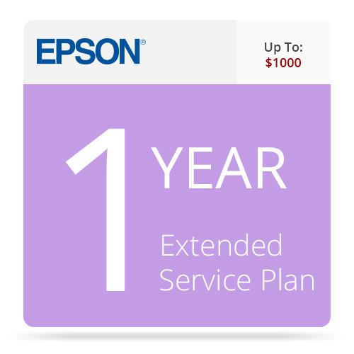 Epson 1-Year Replacement Extended Service Contract EPPSNPBSCB1