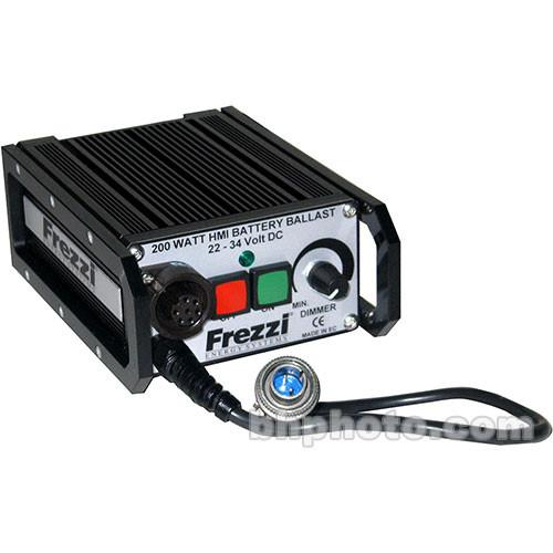 Frezzi  200 Watt DC Dimmable Ballast - 30V 95202