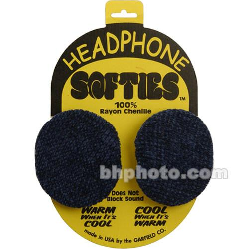 Garfield Headphone Softie Earpad Covers (Blue, Pair) SGARHS2