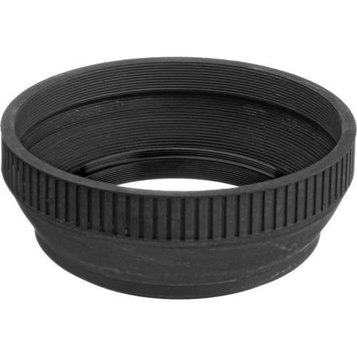 General Brand 35.5mm Collapsible Rubber Lens Hood