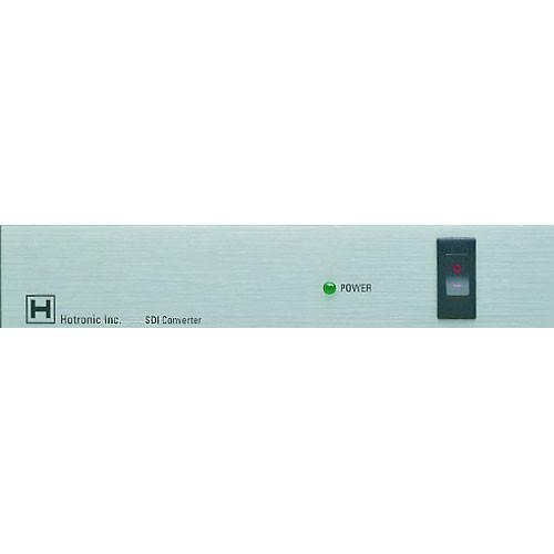 Hotronic Single Channel SDI and AES/EBU Multiplexer A/V-M-RM