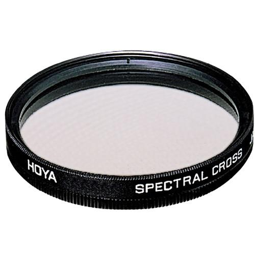 Hoya 55mm Spectral Cross Glass Filter S-55SPCS-GB