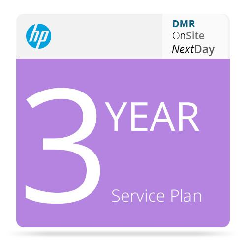 HP 3-Year Next Business Day Onsite DMR Support UK505E