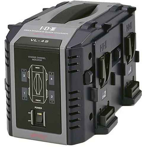 IDX System Technology VL-4S Endura 4-channel Lithium-Ion VL-4S