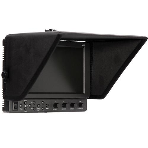 ikan SHX7 Sunhood for VX7 / VX7e / and MR7 Monitors SHX7