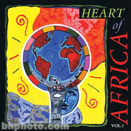 ILIO  Heart of Africa Volume 1 (Audio CD) HAF1C