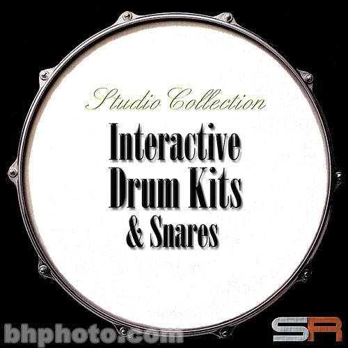 ILIO Sample CD: Interactive Drum Kits (Akai) ILSRID-A