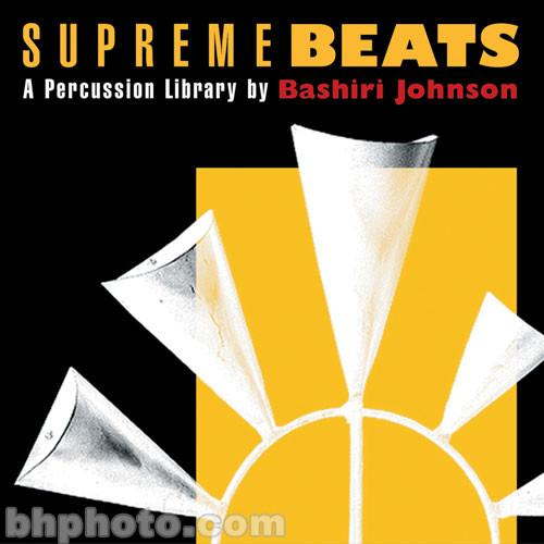 ILIO Sample CD: Supreme Beats African/Contemporary (Roland) SB1R