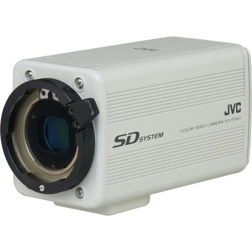 JVC KY-F560U 1/2-Inch 3 CCD High-Resolution Industrial KY-F560U