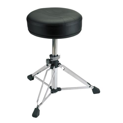 K&M  14007 Drummer's Throne (Chrome) 14007-000-02