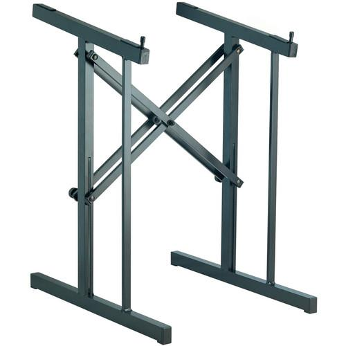 K&M 42040 Foldable Mixer Stand (Black) 42040-000-55