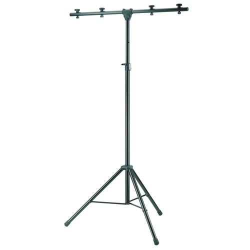 K&M  Black Light Stand (9.7') 24635-009-55