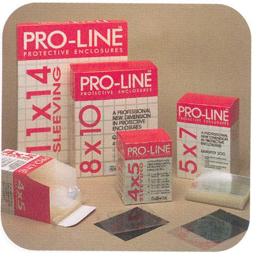 Lineco Archivalware Proline Sheet Film Sleeve - 8 x PL14501