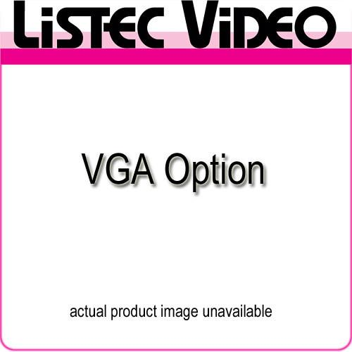 Listec Teleprompters  LM-VGA Connector LM-VGA