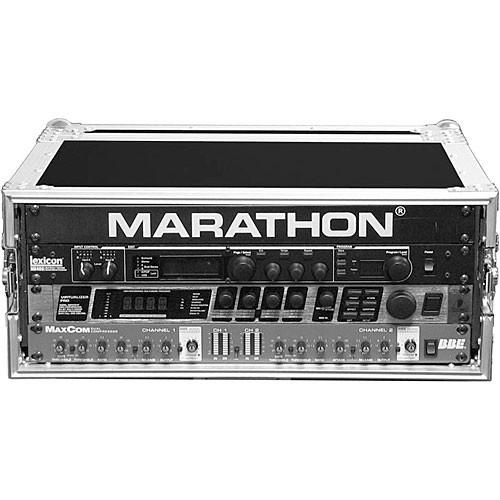 Marathon MA-4UED Flight Road 4U Deluxe Effects Rack Case MA-4UED