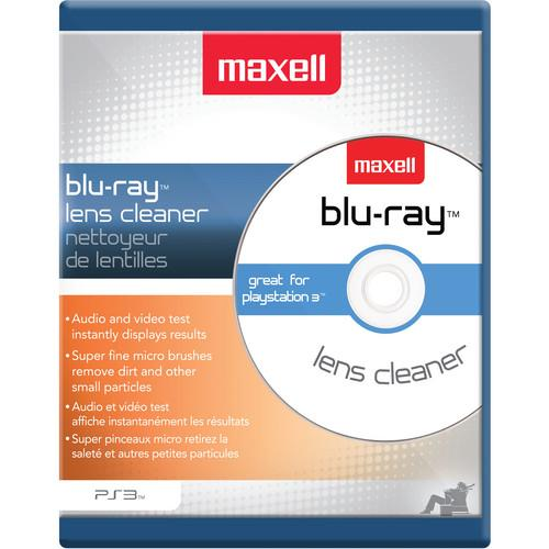 Maxell  BR-LC Blu-ray Lens Cleaner 190054