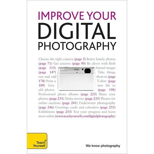 McGraw-Hill Book: Improve Your Digital Photography 9780071700238