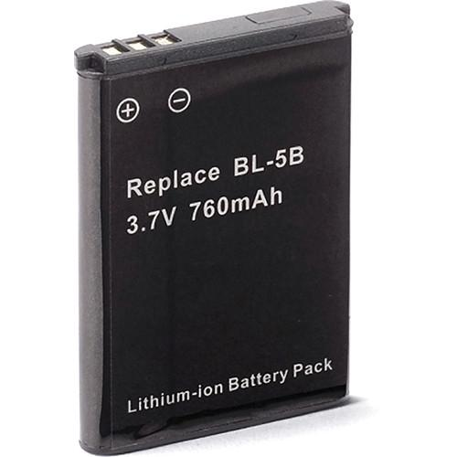 Minox BL-5B Rechargeable Lithium-Ion Battery 65006