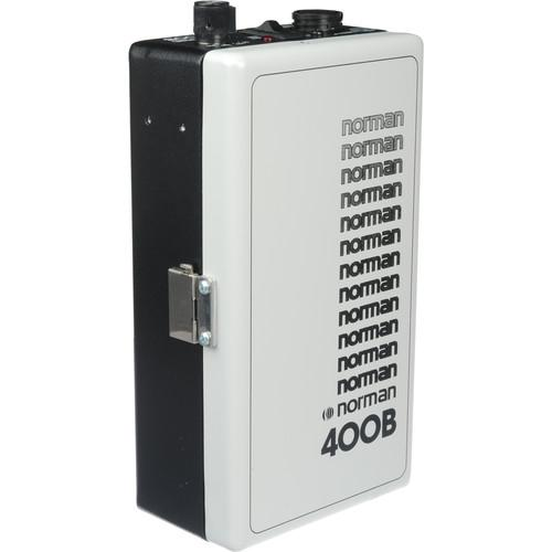 Norman 812332 Power Pack - 400 Watt/Seconds 812332
