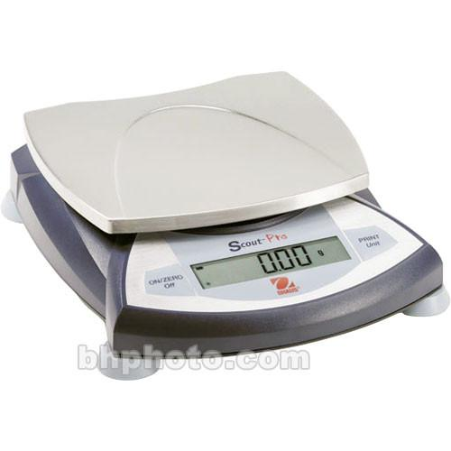 Ohaus Scout Pro Balance Scale, Model SP601 SP-601