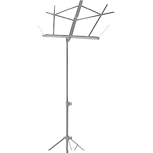 On-Stage SM7122N Compact Sheet Music Stand (Nickel) SM7122N