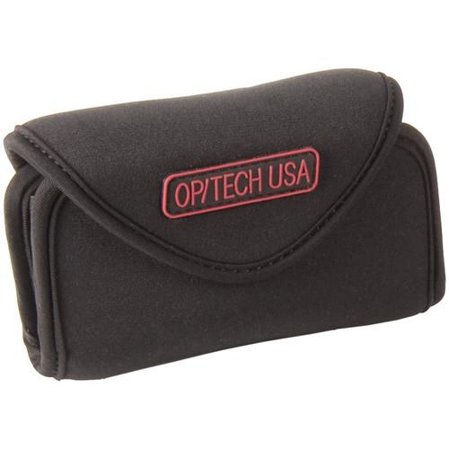 OP/TECH USA Snappeez Soft Pouch, Large Wide Body 7301264