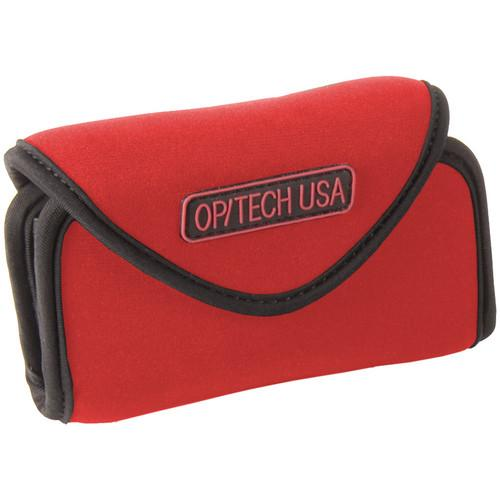 OP/TECH USA Snappeez Soft Pouch, Large Wide Body 7302264