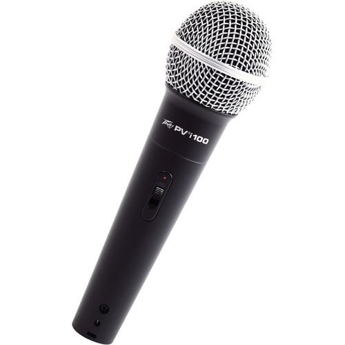 Peavey PVi 100 Dynamic Handheld Microphone (XLR Cable) 00577800