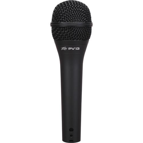 Peavey PVi 3 Dynamic Handheld Microphone (XLR Cable) 03569810