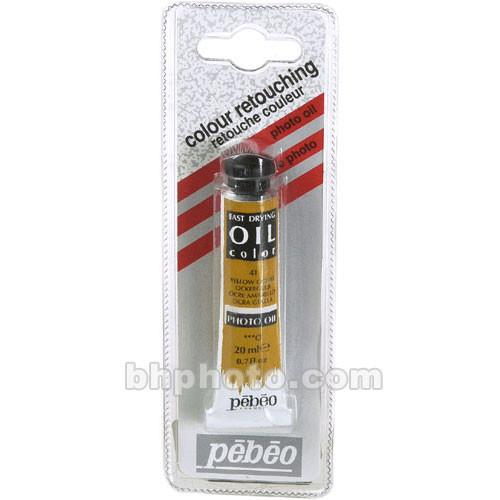 Pebeo Oil Color Paint: No.41 Yellow Ochre - 102780112
