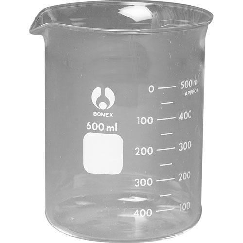 Photographers' Formulary Glass Beaker - 600ml 09-0095